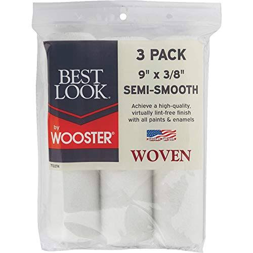 Wooster DR465-9 Woven Cover, 9'X3/8