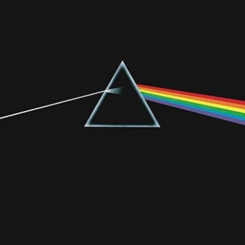 Pink Floyd: Dark Side of The Moon LP - Vinyl LP