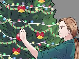 Kinds Of Christmas Trees by How To Decorate A Christmas Tree Elegantly 12 Steps