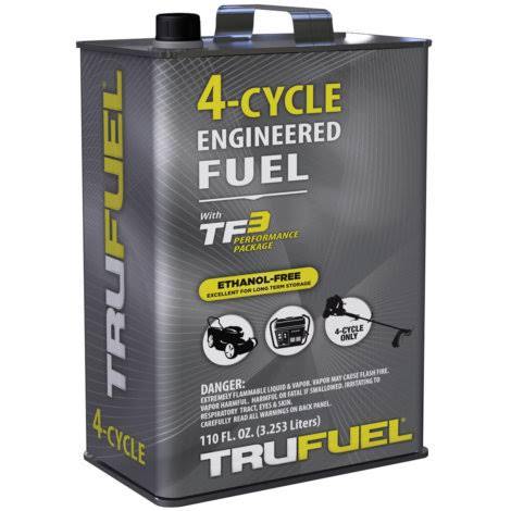 TruSouth TruFuel 4-Cycle Ethanol-Free Fuel - 110oz