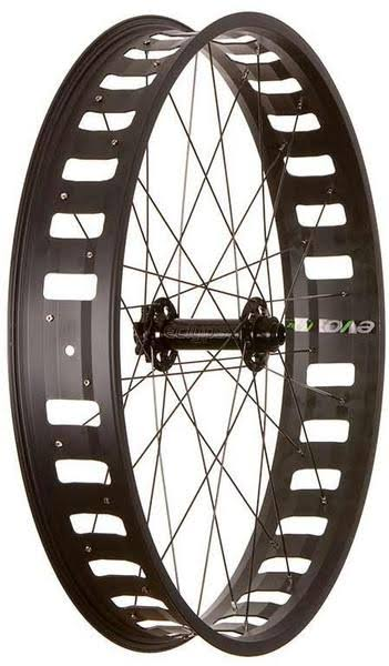 "The Wheel Shop Fat Bike Wheels - 26"" Front, 15mm x 150mm TA, 96mm Rim Width"