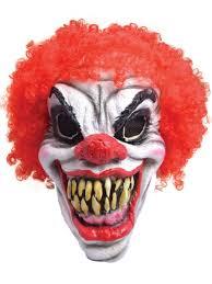 Evil Clown Pumpkin Stencils by Bad News Clown Mask Masks Colour Change Killer Clown Mask Blossom