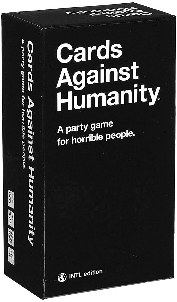 Cards Against Humanity International Edition