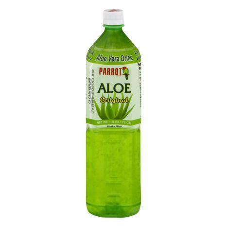 Parrot Original Aloe Vera Drink - 1.5 Liters - Vine Ripe Market - Delivered by Mercato