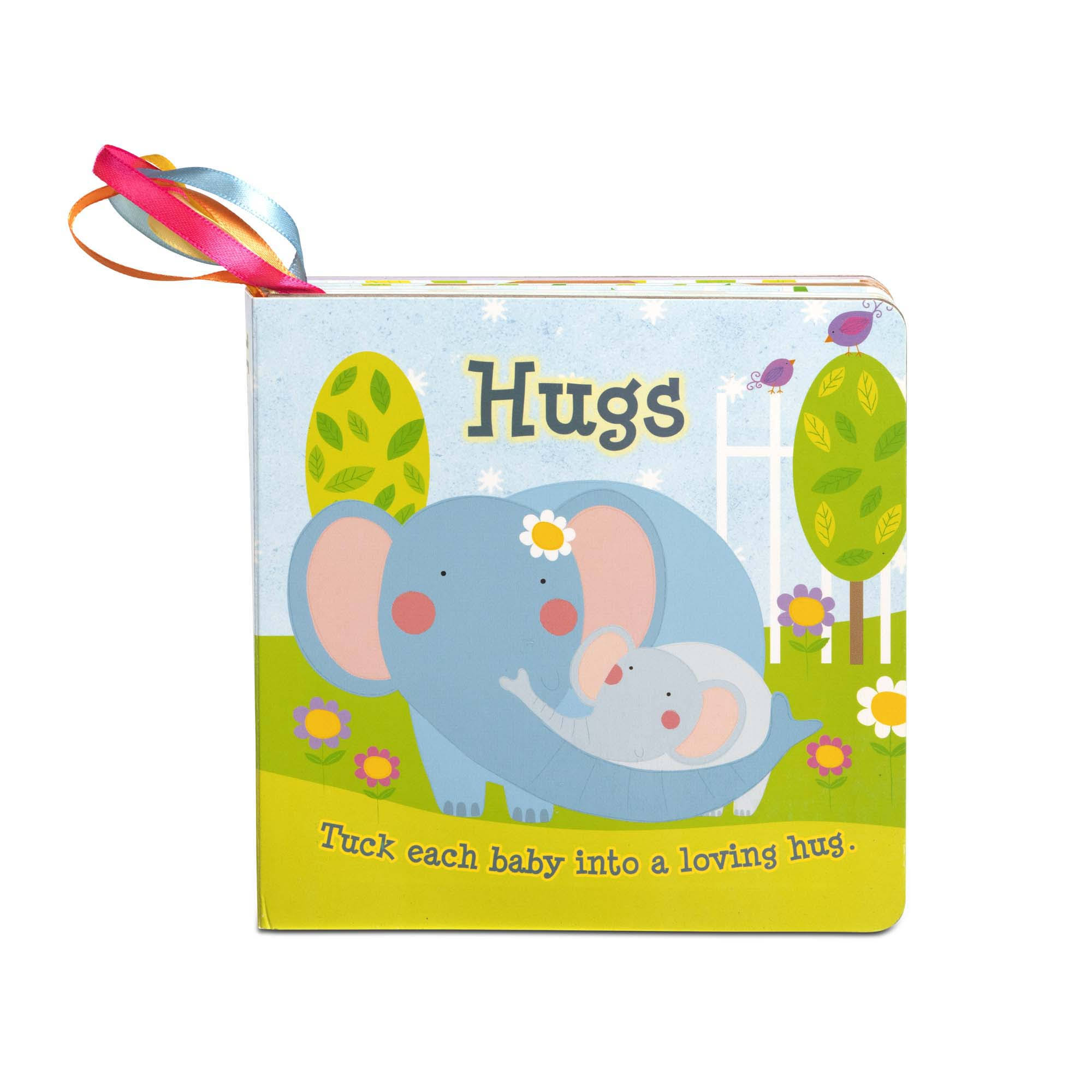 Melissa & Doug - Hugs Board Book