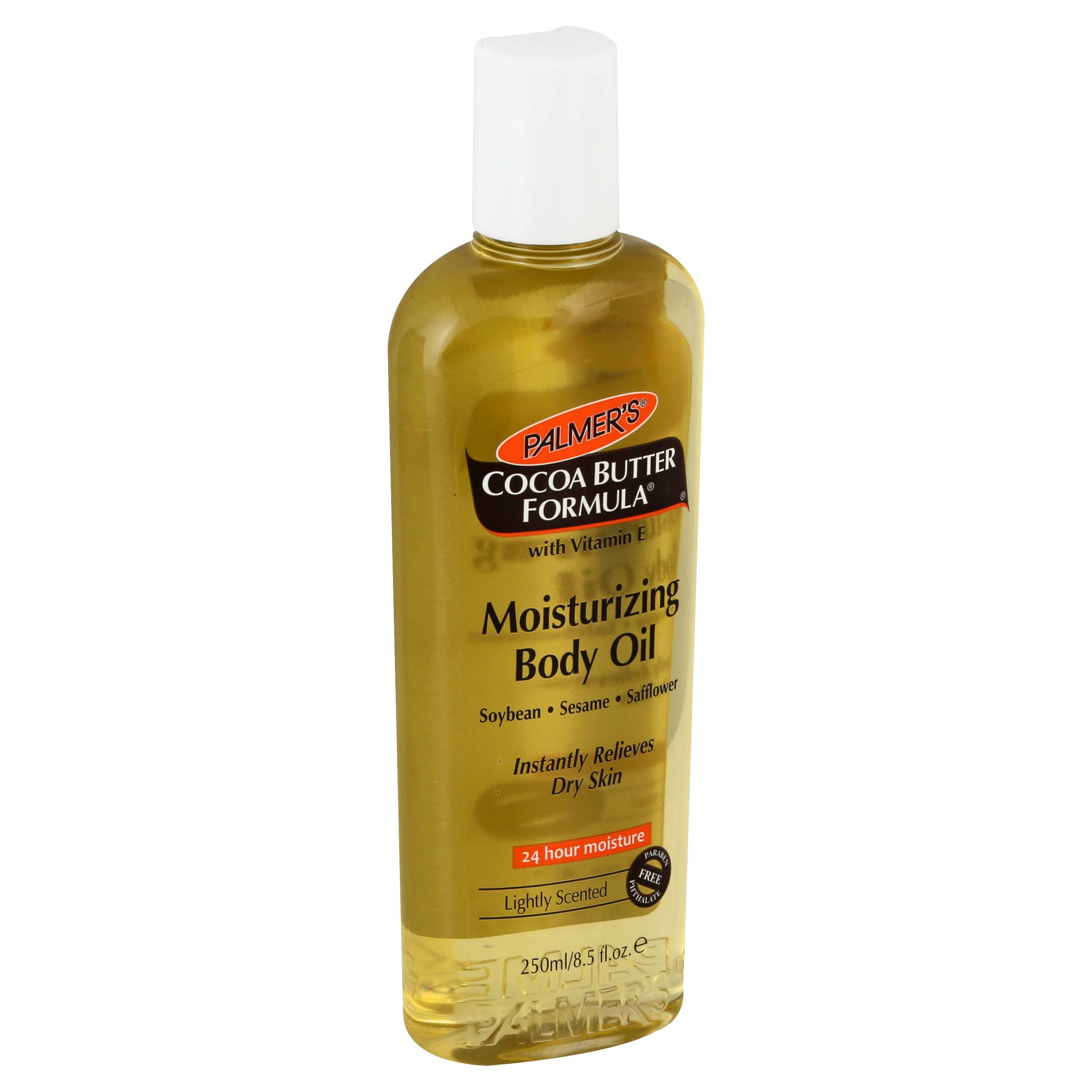 Palmers Cocoa Butter Formula Body Oil, Moisturizing, Lightly Scented - 8.5 fl oz