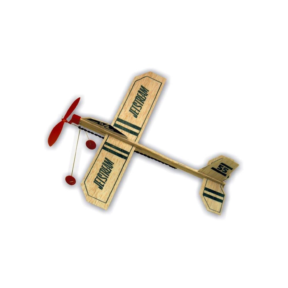 Paul K Guillow 55 Jetstream Balsa Wood Glider Plane