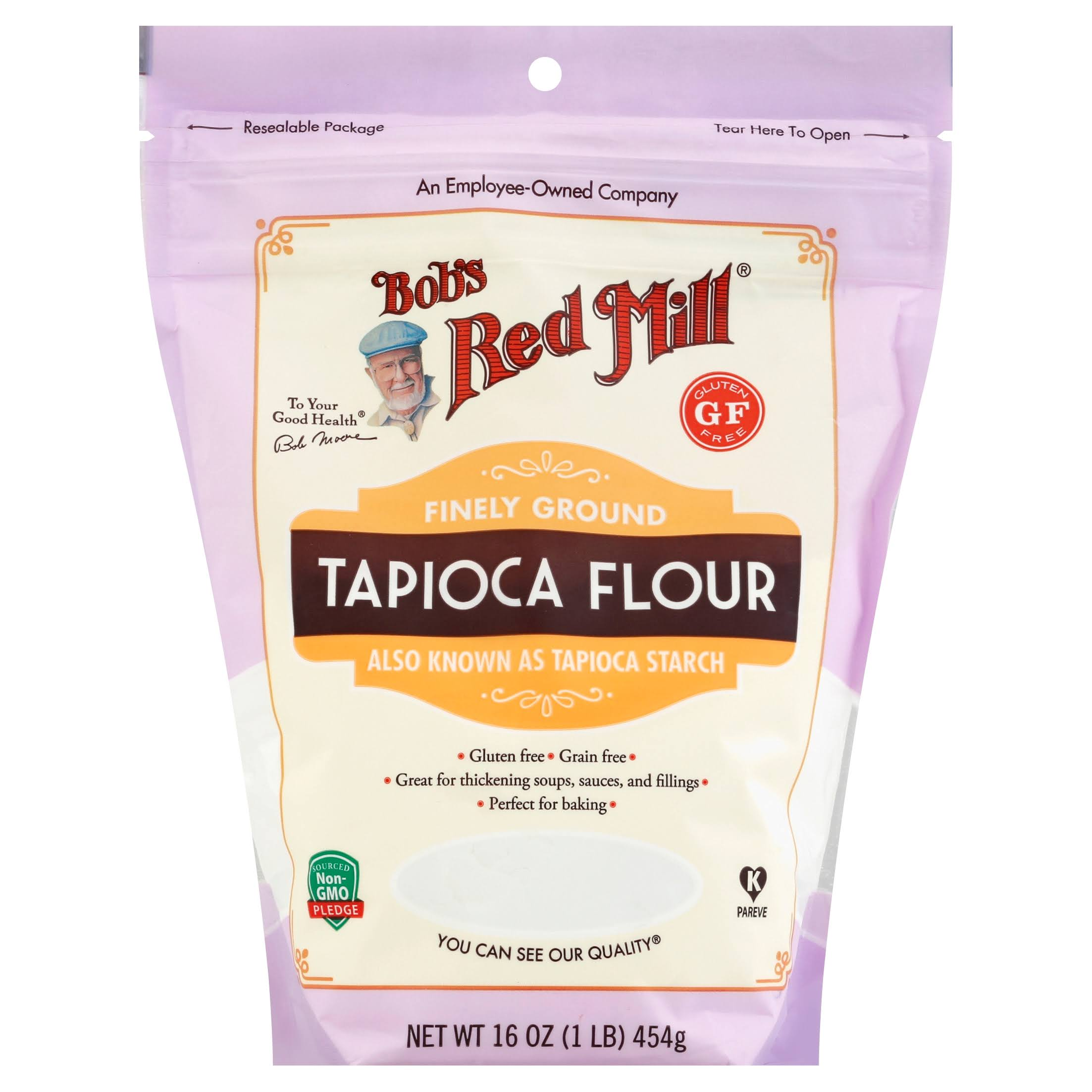 Bob's Red Mill Tapioca Flour - 16 oz