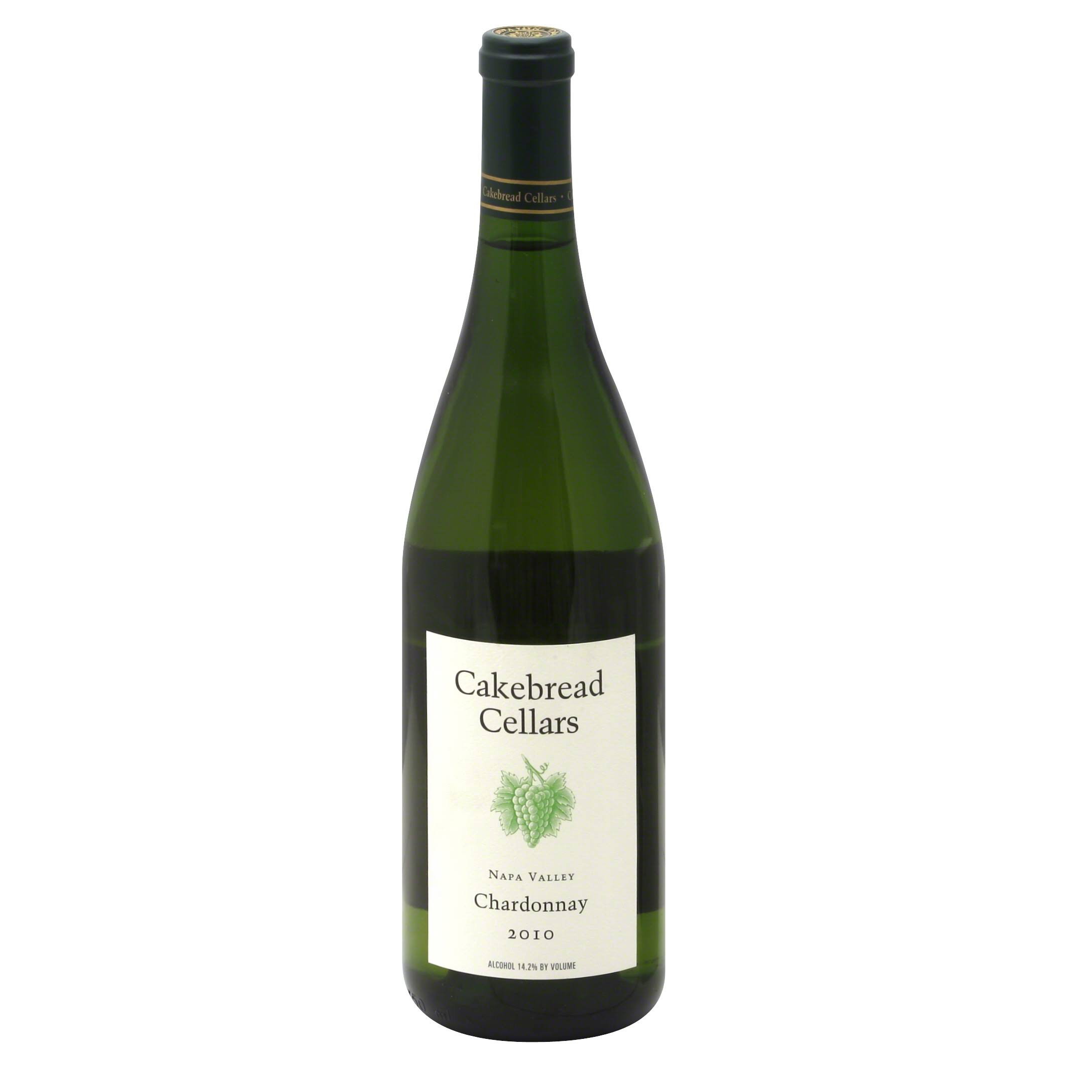 Cakebread Cellars Chardonnay, Napa Valley, 2010 - 750 ml