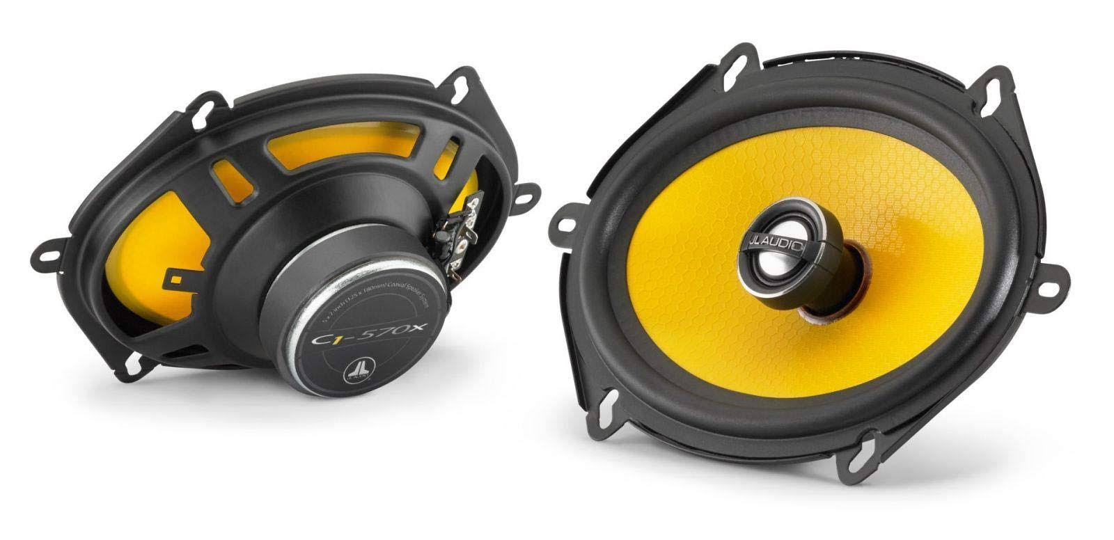 JL Audio Coaxial 2-Way Car Speakers