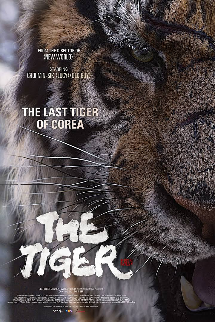 The Tiger: An Old Hunter's Tale-Daeho