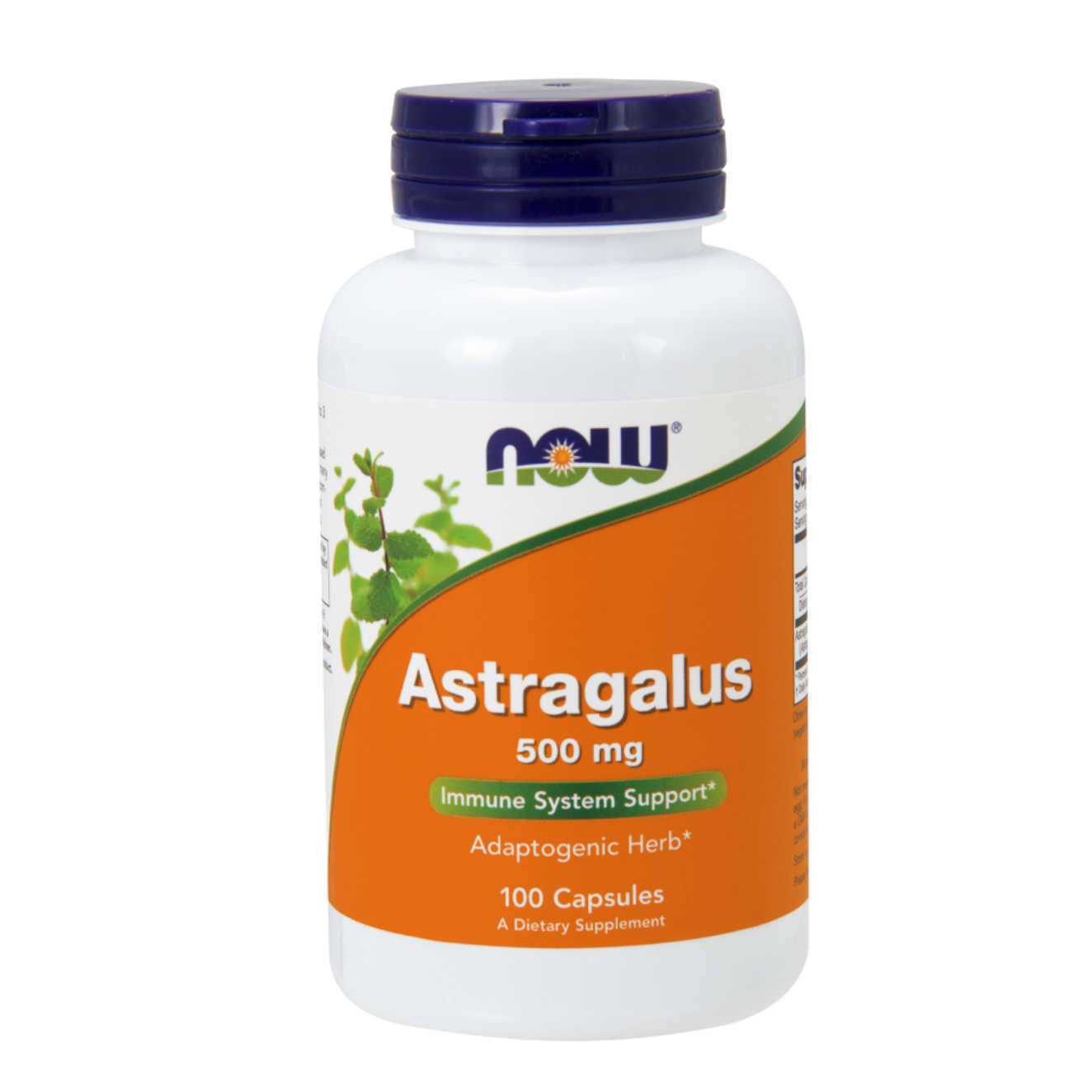 Now Foods Astragalus Supplement - 100 Capsules