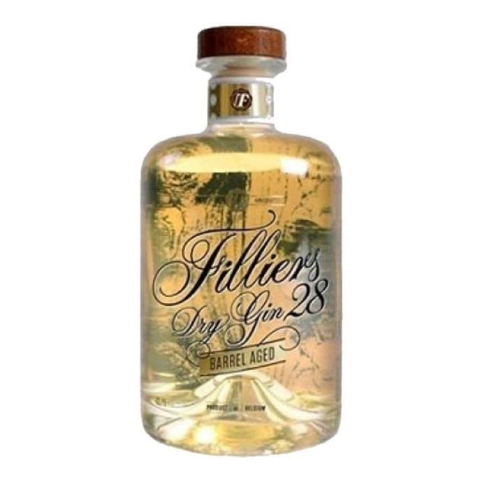 Filliers Barrel Aged Gin - 50cl