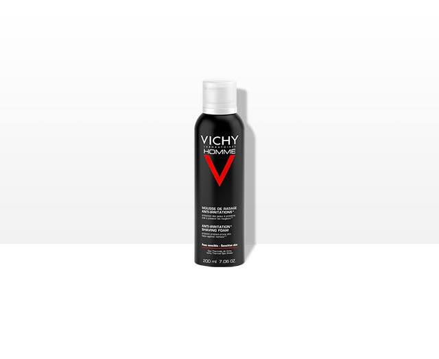 Vichy Homme Shaving Foam Anti-Irritation 200 ml