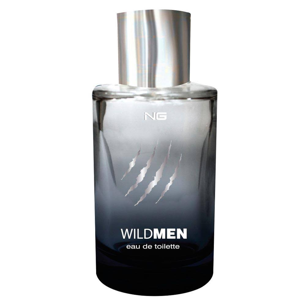 NG Wild Men Eau De Toilette 100ml