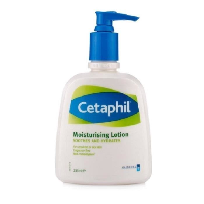 Cetaphil Moisturising Lotion - Sensitive & Dry Skin, 236ml