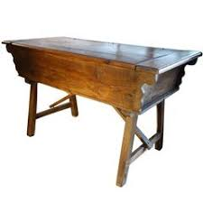 antique and vintage industrial and work tables 802 for sale at