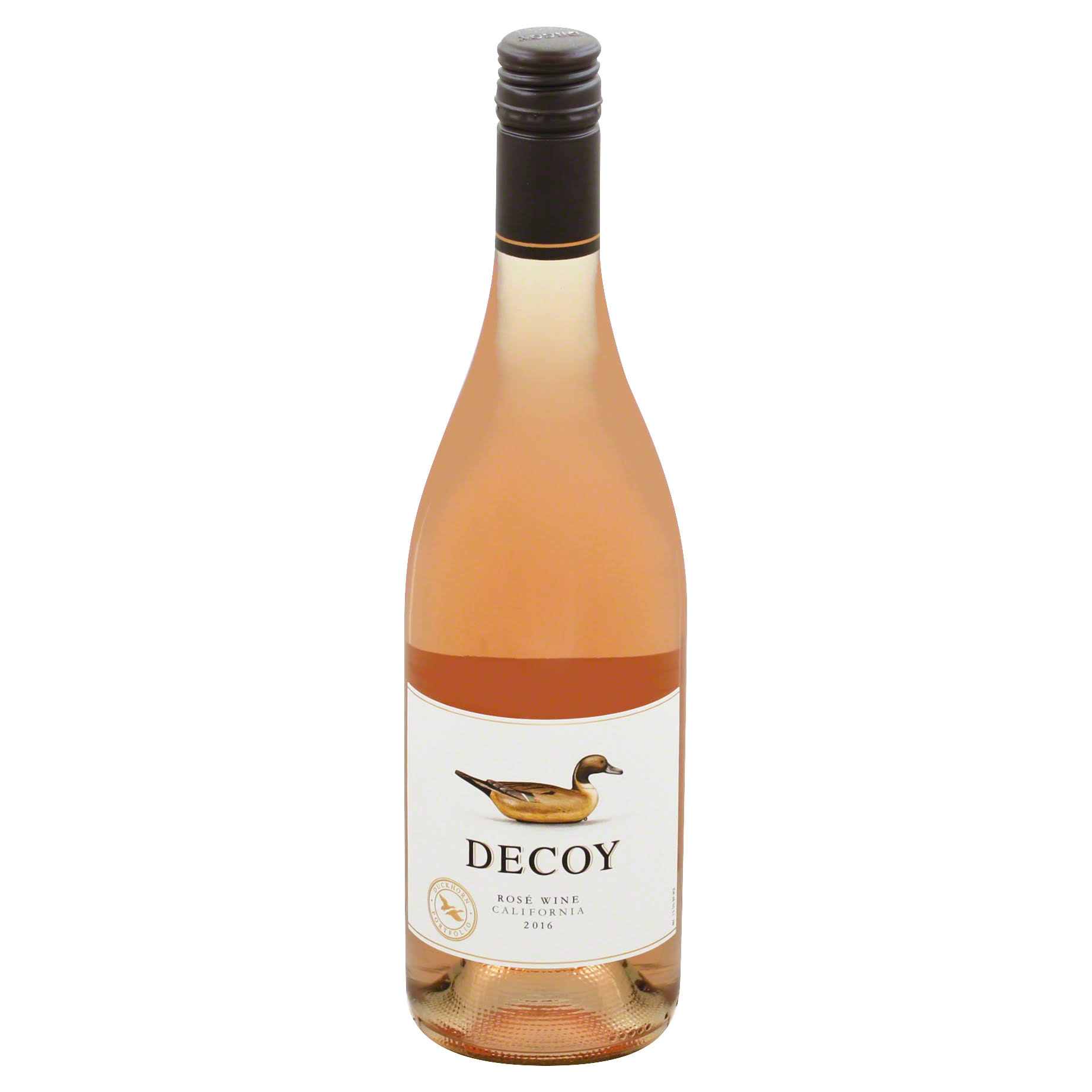 Decoy Rose Wine, California, 2016 - 750 ml
