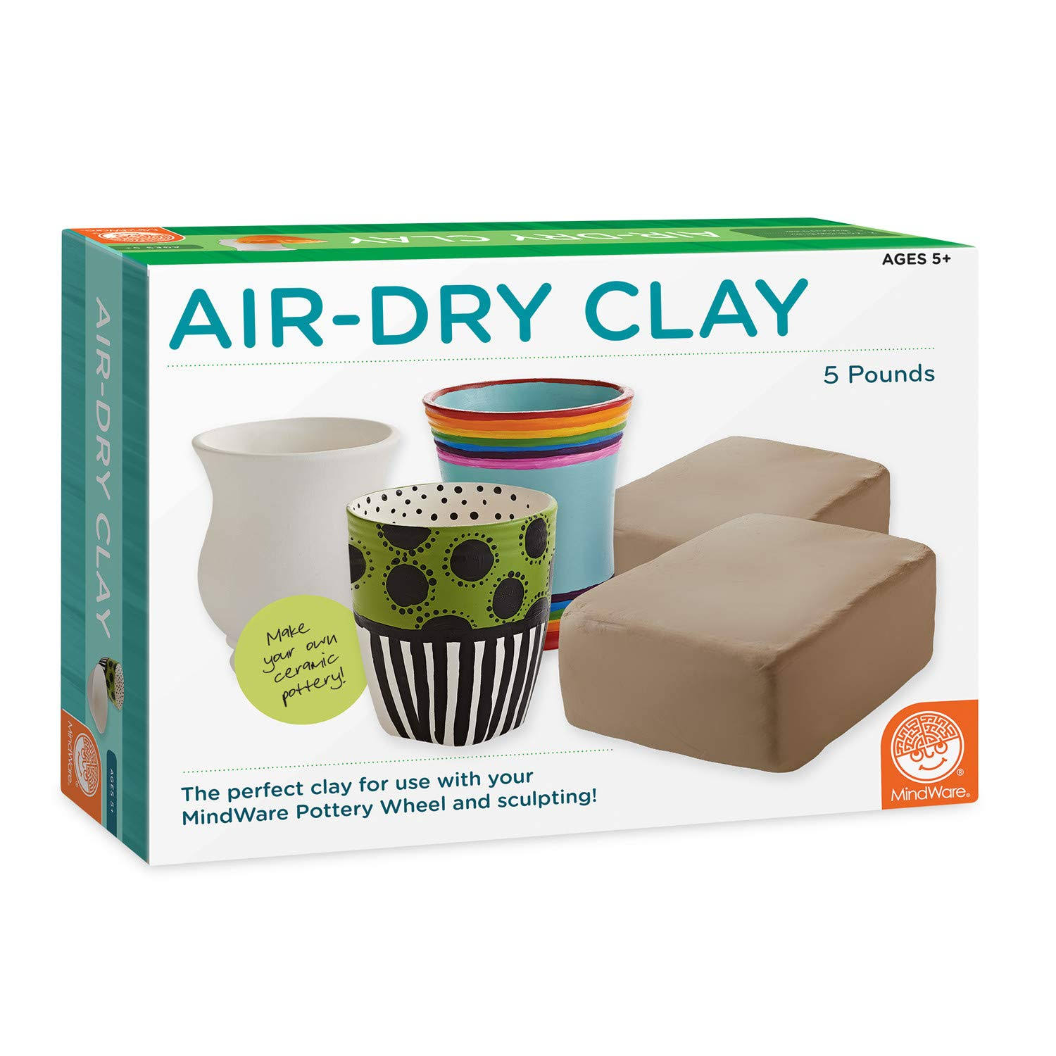 MindWare Clay Refill
