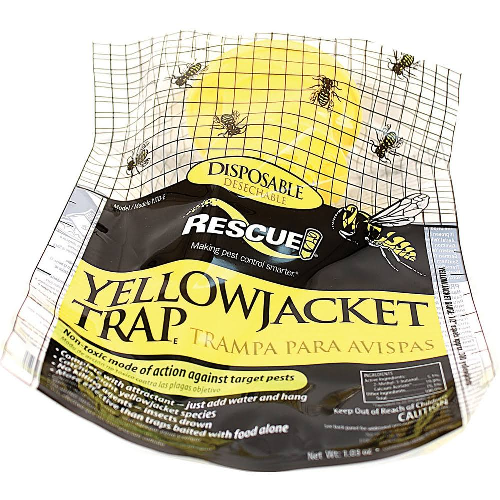 Sterling Rescue Yellow Jacket Disposable Trap