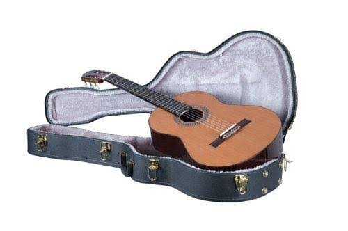 Guardian CG018C Classical Guitar Archtop Hardshell Case - Black