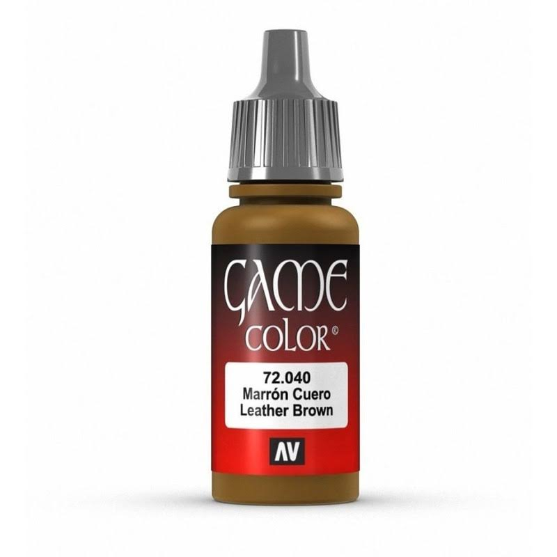 Vallejo Game Color Paint - Cobra Leather, 17ml