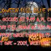 Weather Blog: Blue Moon On Halloween Night!
