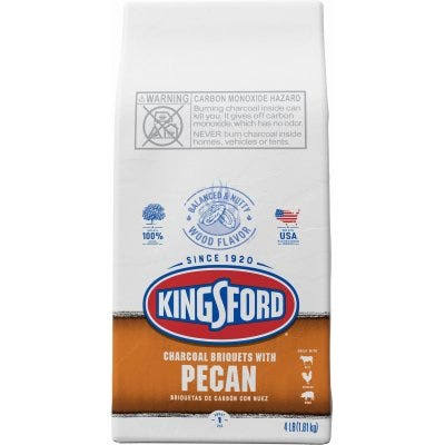 Kingsford Charcoal with Pecan, 4-Lb. by True Value