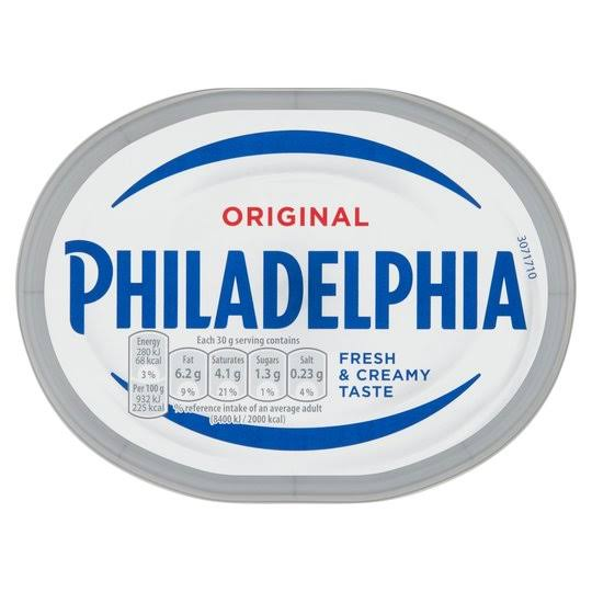 Philadelphia Original Soft White Cheese - 180g