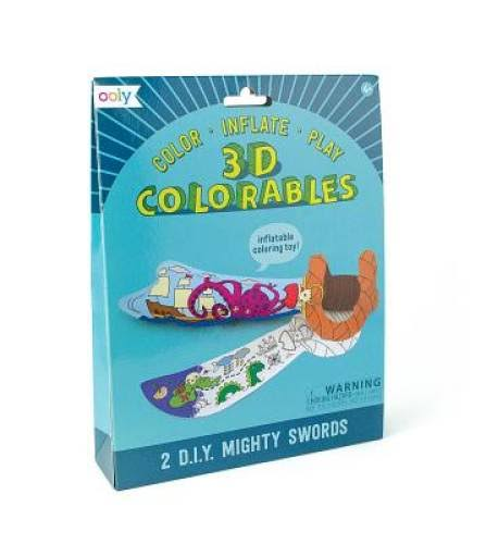 Ooly 3D Colorables - Mighty Swords Set of 2 (161-004)