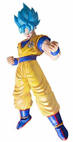 Dragon Ball Rise Standard Super Saiyan Blue Son Goku Model Kit Figure - 6""