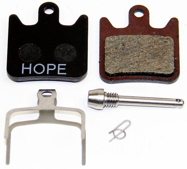 Hope Technology X2 Bike Brake Pads - Organic Race