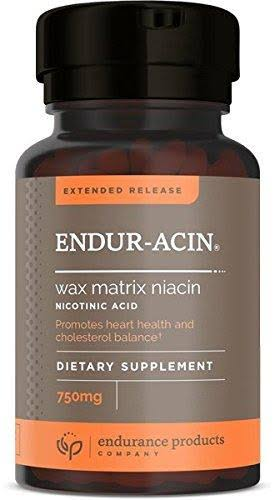 Endurance Products Endur Acin Niacin Low Flushing Extended Release