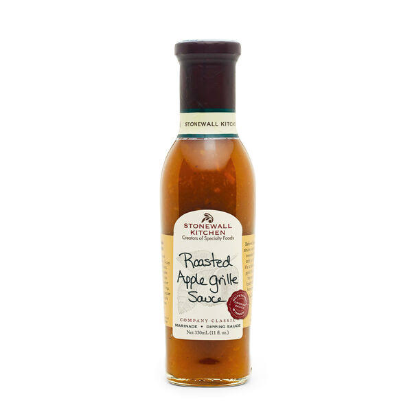 Stonewall Kitchen Sauce - Roasted Apple Grille, 11oz