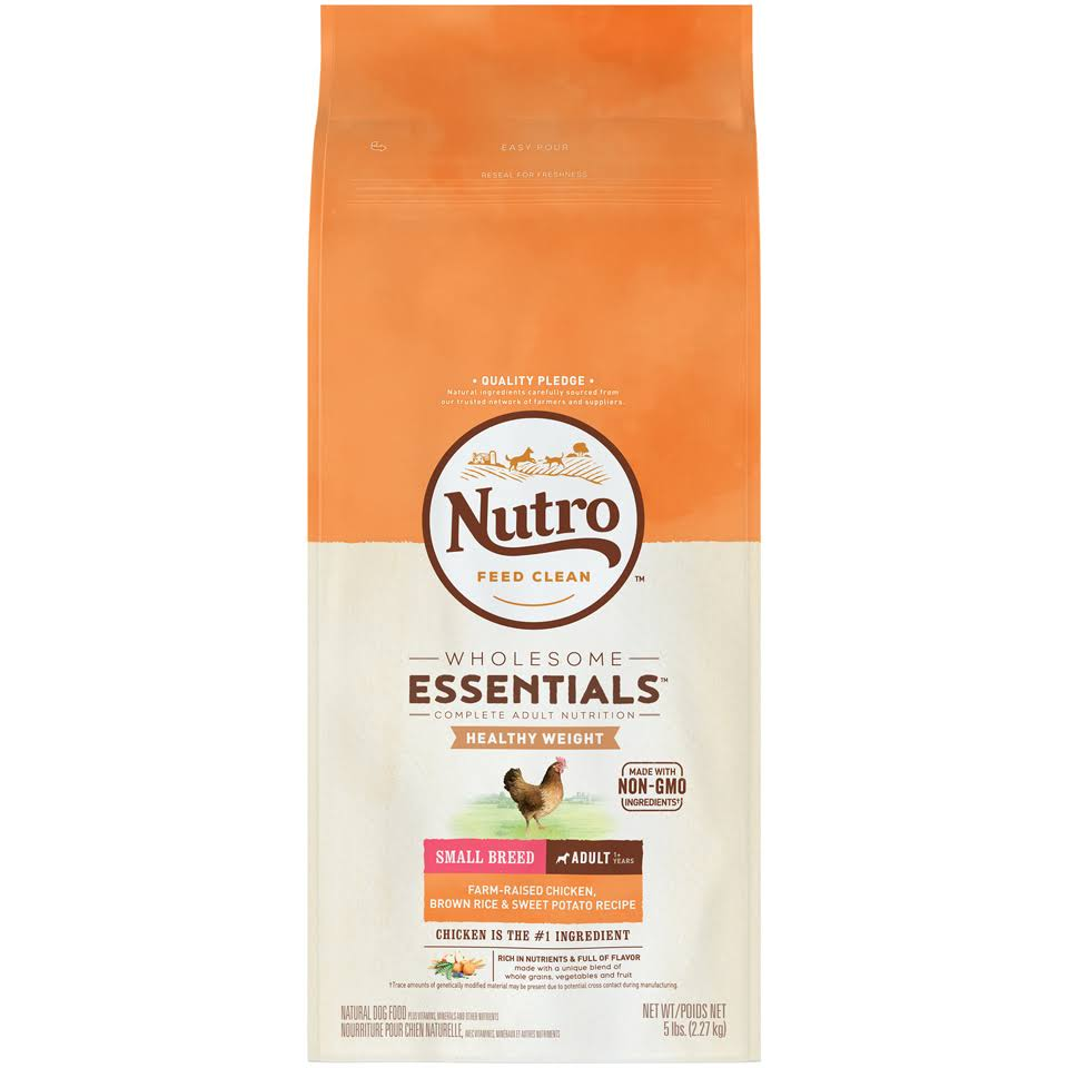 Nutro Wholesome Essentials Dog Food - Chicken Brown Rice