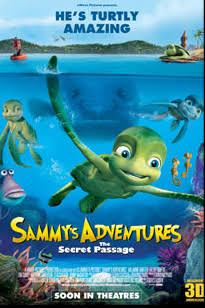 A Turtle's Tale: Sammy's Adventures-Sammy's avonturen: De geheime doorgang
