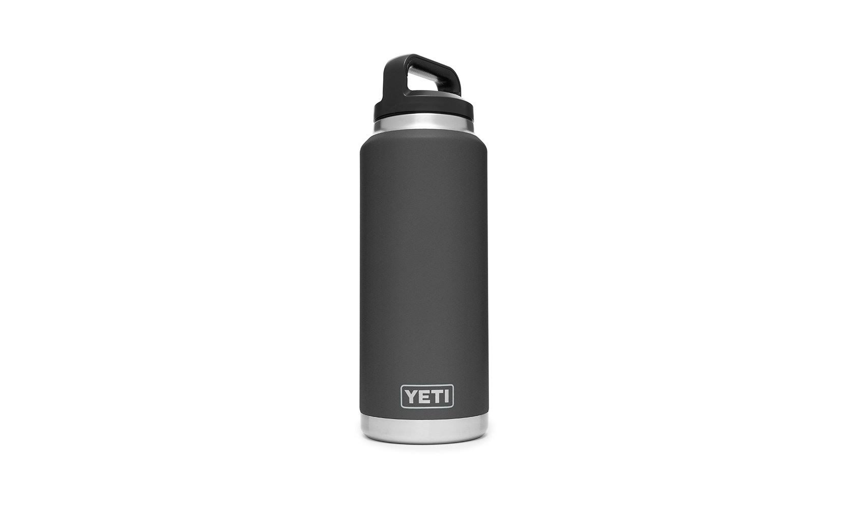 Yeti Rambler 36 oz. Bottle, Charcoal