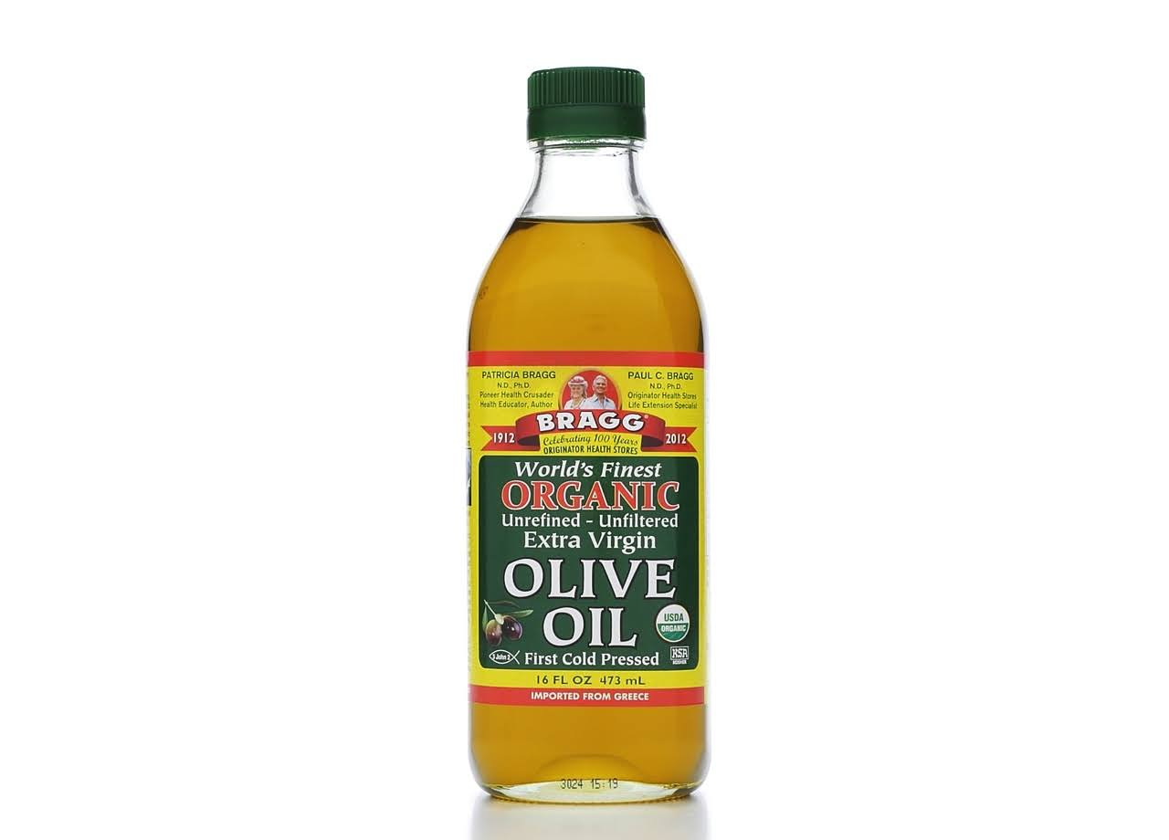Bragg Organic Extra Virgin Olive Oil - 16 fl oz bottle