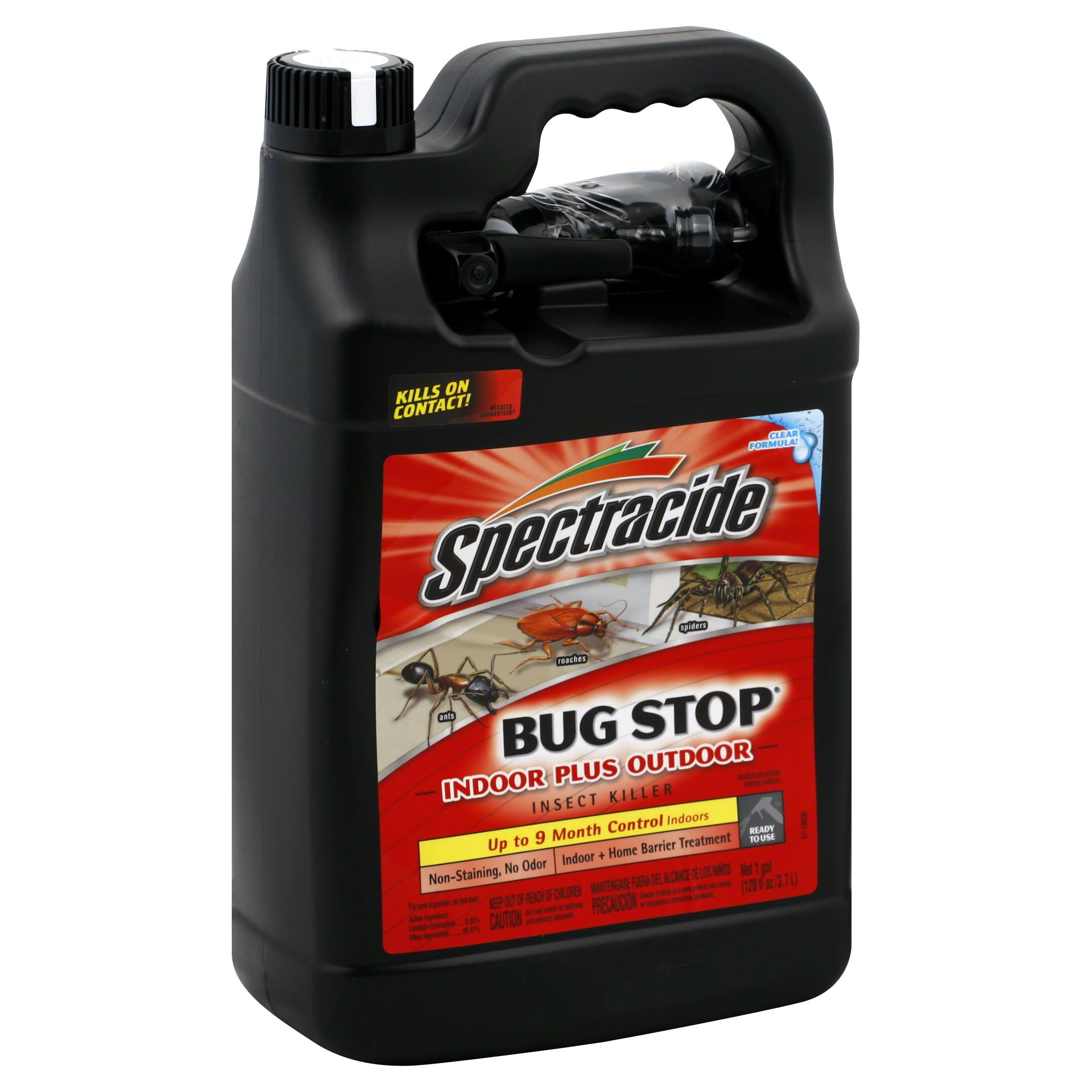 Spectracide Bug Stop Insect Killer Indoor Plus Outdoor