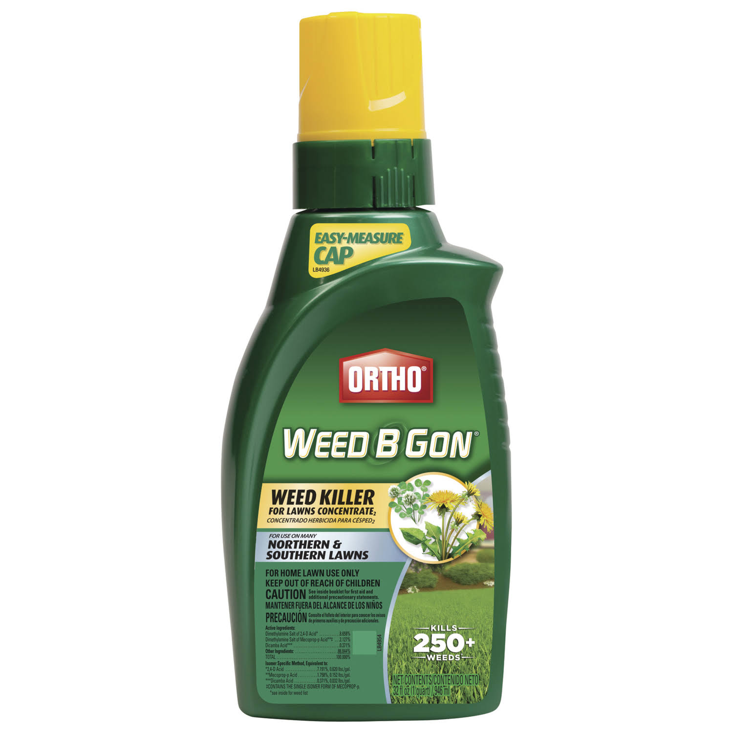 Ortho Weed B Gon Weed Killer Concentrate - 32oz