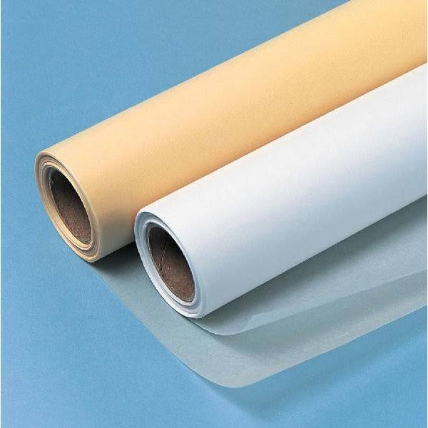 Canary Sketch Tracing Paper 12in x 50yd Roll, Yellow
