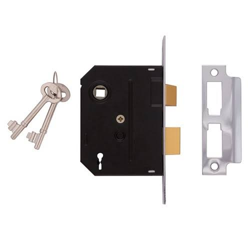 Union 2 Lever Mortice Sash Lock