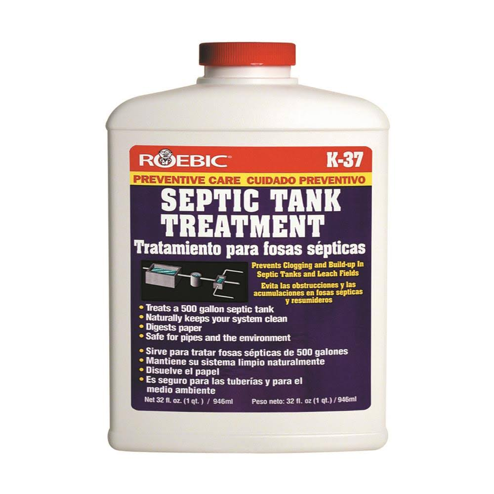 Roebic Septic Tank Treatment - 32oz