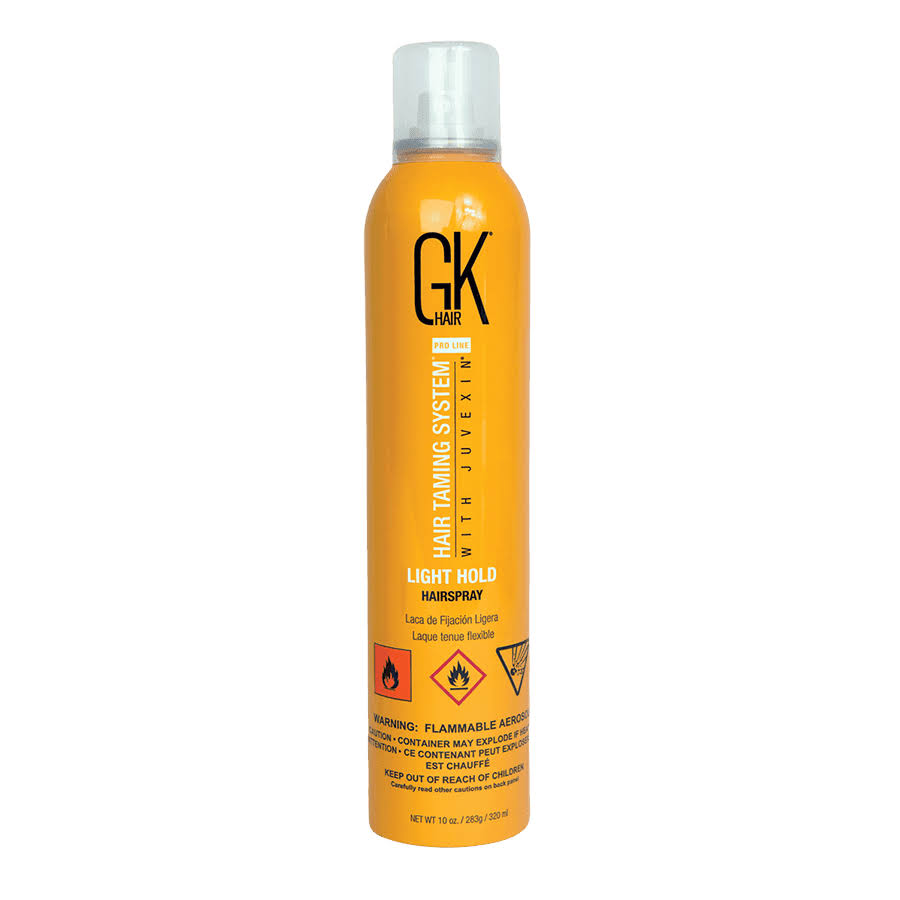 Global Keratin Hair Taming System Spray - Strong Hold, 10oz