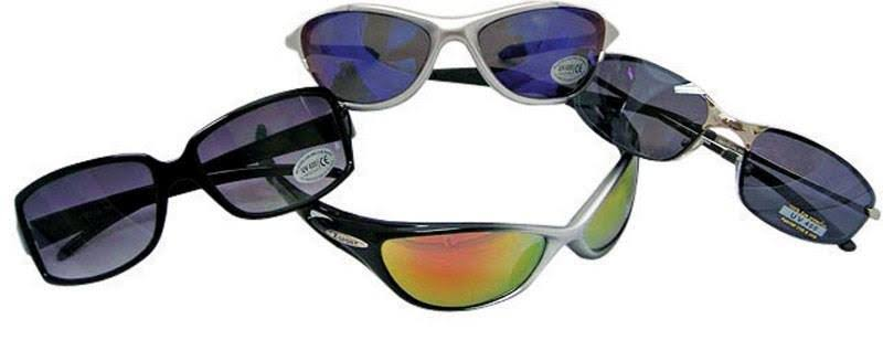 Diamond Vision Sg-299 Sunglasses, Assorted - 72 count