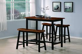 Dining Room Tables Walmart by Tall Square Dining Table Steve Silver Julian 9 Piece Counter