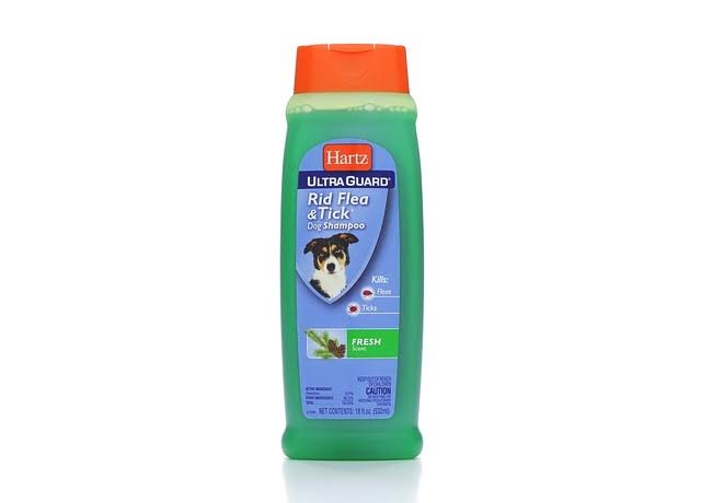 Hartz Ultra Guard Rid Flea & Tick Dog Shampoo - Fresh, 18oz