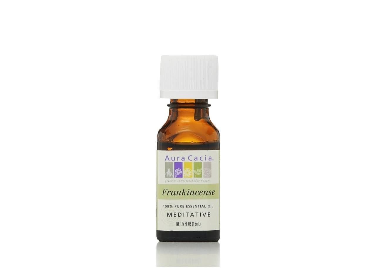 Aura Cacia Frankincense Essential Oil - 15ml