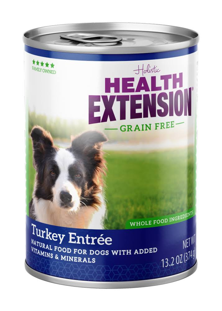 Health Extension Turkey Entree Dog Food - 13oz