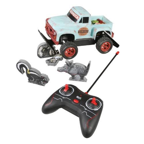 Redneck Roadkill Hilarious Pickup Truck Game Remote Control Toy